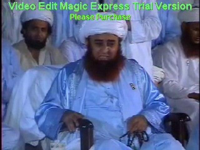 Syed Wajid ul Rahman Shah Saifi Speech