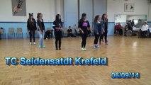 TCS HipHop & Breakdance - TCS Krefeld 06/09/14 [Ganzer Auftritt]