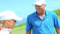Golfer Greg Norman 'damaged' In Chainsaw Accident