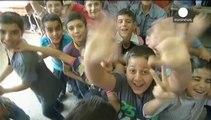 'Ανοιξαν τα σχολεία στη Λωρίδα της Γάζας