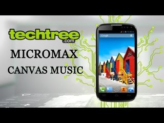 Micromax Canvas Music Review