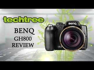 Benq GH 800 Camera Review