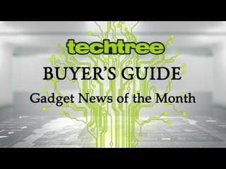 Gadget News of The Month (iphone 5s and iphone 5c)