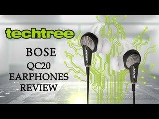 Bose Quiet Comfort 20 Review
