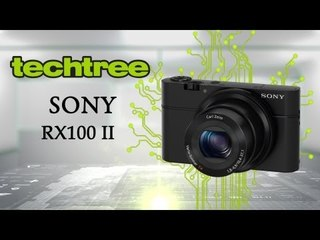 Sony RX100 ll Review