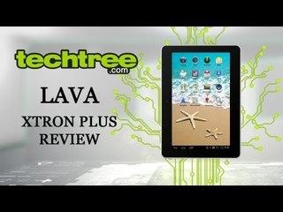 Lava Xtron Plus tablet Review