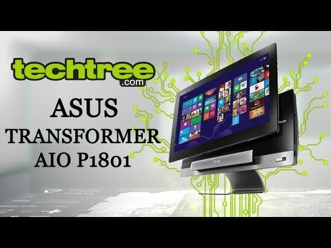 ASUS Transformer AiO P1801 Review