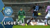 But Jonathan MENSAH (44ème csc) / Evian TG FC - Olympique de Marseille (1-3) - (ETG - OM) / 2014-15