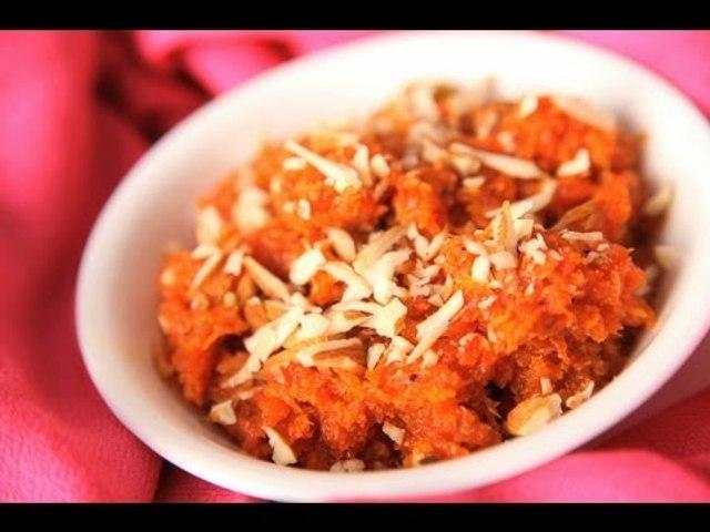 Gajar Ka Halwa (Carrot Pudding) By Veena