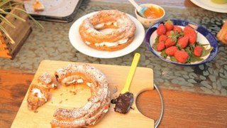 International Women's Day Special Paris-Brest Pastry By Maria Goretti