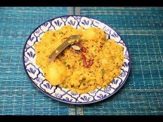 Best Bhoger Khichudi (Vegetable Rice) By Kalyan (Durga Puja Ashtami Special)
