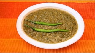 Healthy And Nutritious Sai Bhaji (Spinach,Dil,Fenugreek Curry) By Veena