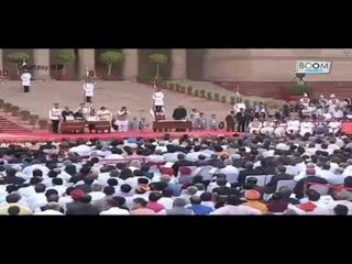 Narendra Modi Swearing In Ceremony