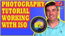 Photography Tutorial: Understanding and Using ISO Settings on your DSLR Camera