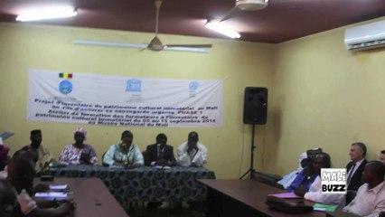 Discours du Ministre Rama Diallo lors de l'Atelier de Formation des Formateurs à l'inventaire du Patrimoine Immatériel du Mali