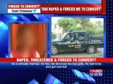 Constable alleges raped & forced to convert