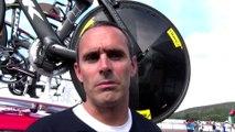 La Vuelta 2014 - Le bilan de l'équipe Cofidis avec Stéphane Augé