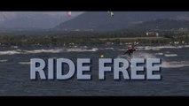 Ride Free ● Kite Surf ● Lac Léman ● Excenevex