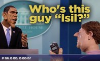 If ISIL is ISIS, is ISIS IS?