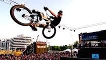 Best of Freegun - 2012 FISE BMX Spine Contest - FISE Montpellier
