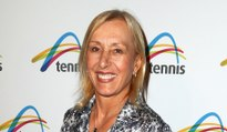 Martina Navratilova Proposes to Girlfriend at US Open