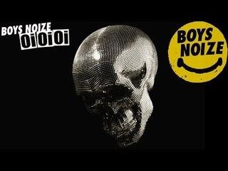 BOYS NOIZE - The Battery 'Oi Oi Oi' Album