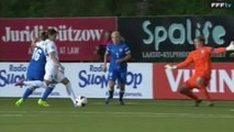 Superbe but de Louisa Necib face à la Finlande en éliminatoires du Mondial 2015