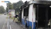 Viskar Meermin brandt voor vijfde keer af - RTV Noord