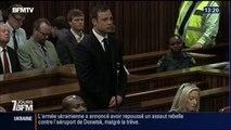 7 jours BFM: Meurtre de Reeva Steenkamp: Oscar Pistorius, le verdict - 13/09