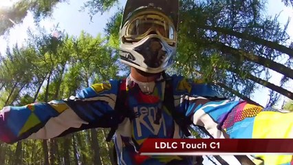 GoPro HERO 3  VS LDLC Touch C1