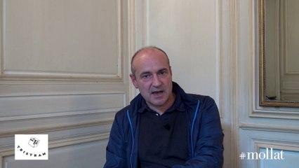 Vidéo de Pierre Bourgeade