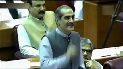 Very Funny Parody of Khawaja Saad Rafique's Speech In Parliament