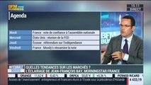 Quelles tendances sur les marchés pour cette semaine chargée ?: Jean-François Bay, dans Intégrale Bourse –  15/09