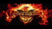 "Hunger Games La Révolte : bande annonce VO HD - ""The Mockingjay Lives"""
