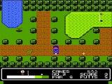 Putt Putt Golf (Nintendo Famicom Disk System) Gameplay