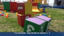 Icaro Sport. Fya Riccione-San Pietro in Vincoli 1-0