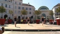 Démonstrations de danse  Studio de danse Graine d'étoile - BBVE  Place de Toscane 77700 Serris 13 septembre 2014  3 eme partie