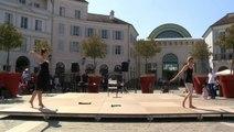 Démonstrations de danse Studio de danse Graine d'étoile - BBVE Place de Toscane 77700 Serris 13 septembre 2014 5 eme partie