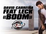 David Carreira feat. Leck Boom en live dans Planète Rap