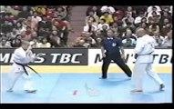 David vs Goliath - Karate Kyokushin