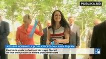 Discipolii şcolii profesionale din Râșcani vor studia în ateliere renovate din fonduri elveţiene
