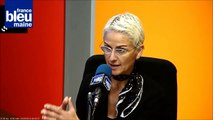 Carole Fouquet-Fontaine, présidente de la chambre des notaires de la Sarthe
