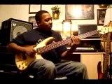 Nice Slap Bass Groove