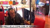 Interview de Jean-Pierre Laparra, Président de Verdun expo