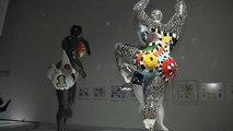 "Niki de Saint Phalle: une super ""nana"" au Grand Palais"