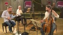 La Marais, de Jean-Philippe Rameau, par THibault Noally, Julien Leonard et Mathieu Dupouy | Le live de la matinale