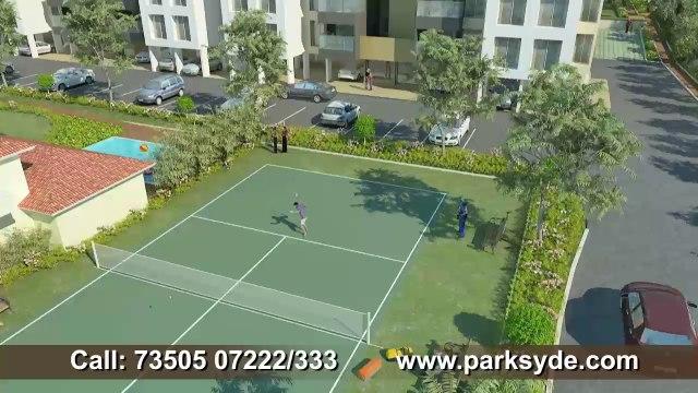 Parksyde Residences - Luxury Flats in Nashik