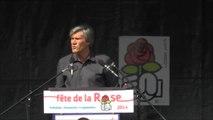 Discours de Stéphane Le Foll - Fête de la rose de Préfailles 2014