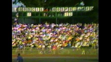 14.08.1988 Polonia Bydgoszcz - Kolejarz Opole 67:23 (13 runda DMP)