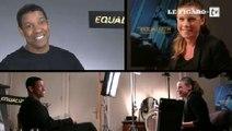 Denzel Washington : «Je n'ai pas l'intention d'incarner Obama au cinéma»